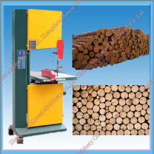 Hot Selling Wood Cutting Saw Machine / Automatic Wood Cutting Band Saw pictures & photos