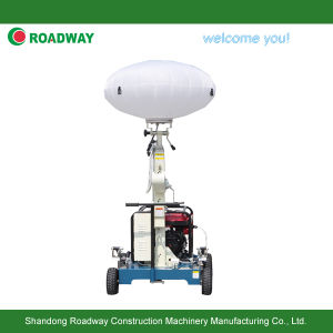 Hand Push Generator Mobile Balloon Outdoor Light Tower, Lighting Tower pictures & photos
