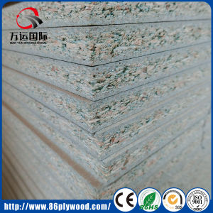 4X8 6X8 Waterproof Melamine Chipboard/Particle Board for Exterior Furniture pictures & photos