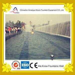 Scenic Spot Artificial Cascade Bridge Water Fountain