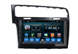 Car GPS Navigation System Video for Volkswagen Golf 7 (AST-1017)