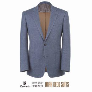 OEM 2017 Classic Fit Men′s Blazer pictures & photos
