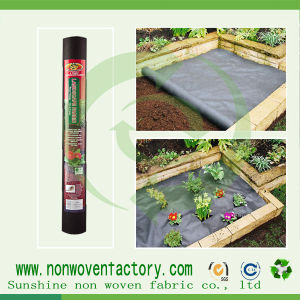 PP Spunbond Nonwoven 3% Anti-UV Agriculture Fabric pictures & photos