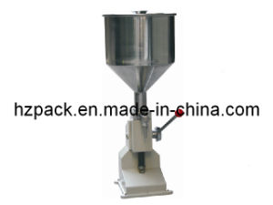 Manual Paste Filler 5-65ml (A03) pictures & photos