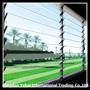 4mm Clear Tempered Louver Glass / Window-Shades pictures & photos