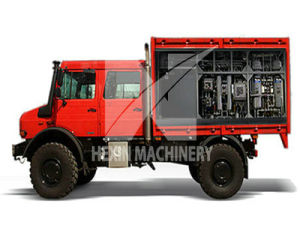 Vehicular Membrane Separation Nitrogen Making Machine pictures & photos
