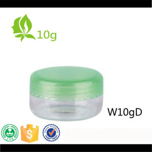 10g PS Cream Jar Made in China Cosmetic Pakage pictures & photos
