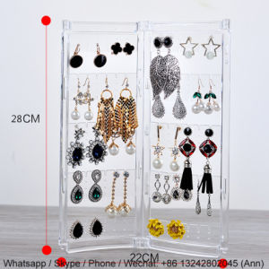 Best Selling Acrylic Earring Display Stand pictures & photos