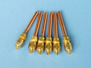 1/4 Refrigerator Copper Access Valve pictures & photos