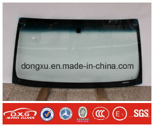 Auto Glass Laminated Front Windshield for Toyota Hilux Pickup Zn215 pictures & photos