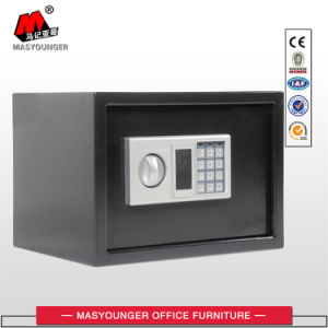 Office Use Metal Mini Safe Box with Digital Lock pictures & photos