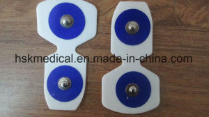 High Quality Disposable ECG Electrodes 45mm Foam for Adult pictures & photos