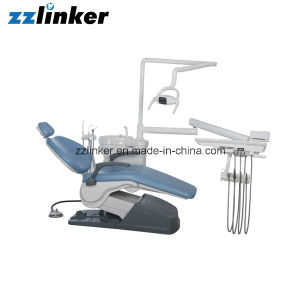 CE ISO FDA Lk-A11 Low Mounted Cheap Dental Unit pictures & photos