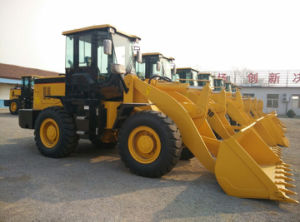 3.0ton Front End China Loader pictures & photos