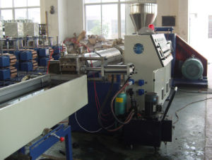 PE Plastic Brace Pelletizing Line pictures & photos