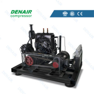 Industrial High Pressure Oil Free Piston Air Compressor (ISO&CE) pictures & photos