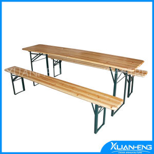 Fsc Certified Wooden Beer Table pictures & photos