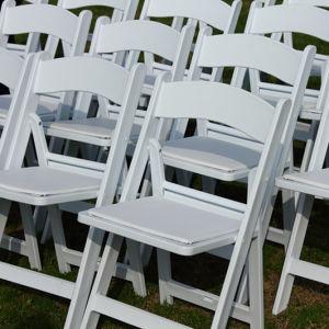 White Wimbledon Chair pictures & photos