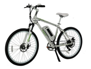 CE Pas Kettle Battery Electric Mountain Bike (throttle optional) Pb107-2 pictures & photos