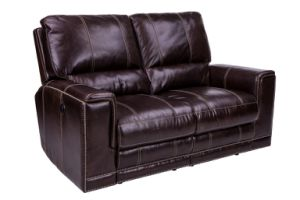 Oil Wax Set Motion Sofa Living Room Leather Recliner Couch pictures & photos