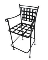 Metal Dining Chair Frame
