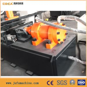 Hydraulic Angle Steel Opening Machine pictures & photos