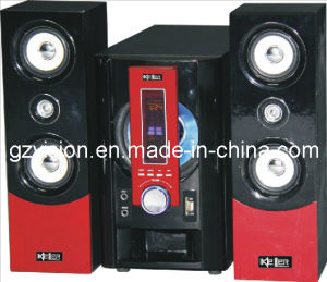 Hi Fi Multimedia Speaker/ 2.1 Subwoofer Speaker/ Audio Speaker (1004F)