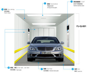 Lift Ceiling for Cars Elevator pictures & photos