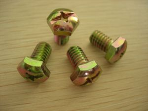 DIN933/931 Hex Bolts pictures & photos