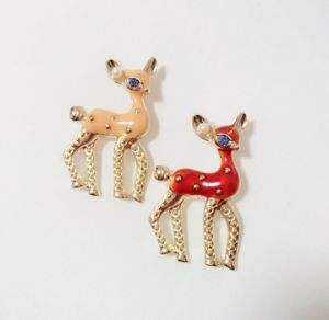 Lovely Giraffe Animal Brooch with Metal Fashion Jewellery pictures & photos