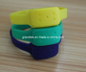 Silicone Anti Mosquito Bracelet Wristband pictures & photos