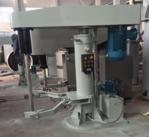 High Speed Disperser for Paint, Ink, Pigment Premixing (Double shaft) pictures & photos