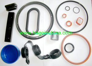 Customized Eco-Friendly Industrial Rubber Part pictures & photos