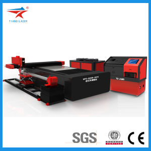 Fiber Laser Cutter for Metal Pipe and Sheet Cut (TQL-MFC500-GB3015) pictures & photos