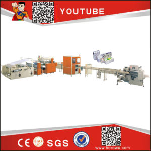 Hero Brand Toilet Paper Roll Packing Machine Product Line (FJ-DK2300B) pictures & photos