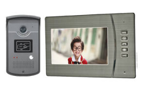 7 Inches Color Video Door Bell with TFT Screen