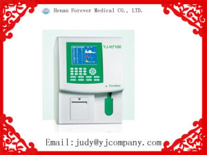 Yj-H7200 Hematology Analyzer Quantum Resonance Magnetic Body Analyzer 2017 pictures & photos