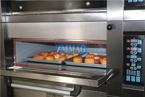 Chinese Manufacturer Home Electric Baking Pizza Bread Deck Oven (ZMC-128FD) pictures & photos
