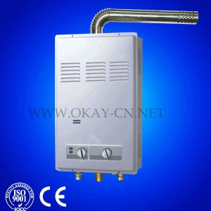New Design Gas Water Heater