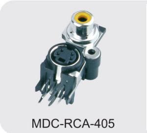 Mdc&RCA Connector pictures & photos