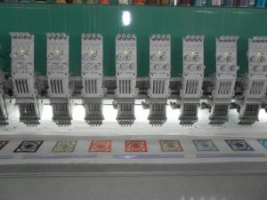 Flat Embroidery Machine (Pakistan market good sell)