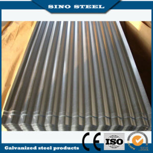 Z80g 0.18mm Hot Dipped Galvanized Steel Corrugated Steel Roofing Sheet pictures & photos