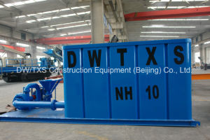 10 Cbm Cubic Meter Mud Mixing System, Steel Mixing Tank pictures & photos