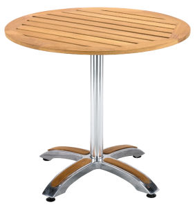Aluminum Wooden Table (TA82014)