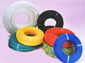 Fluoroplastic Wire 14AWG with UL10362 pictures & photos