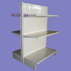 Supermarket American Style Gondola Display Shelf (YD-X9) pictures & photos