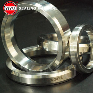 Low Carbon Steel (Q235) Ring Type Joint Gasket pictures & photos