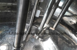 500L Stainless Steel Shampoo Making Mixing Tank pictures & photos