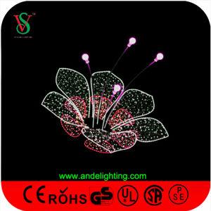 LED Flower Light Christmas Decoration pictures & photos