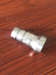 Stainless Steel 316 Pipe Fitting Hose Nipple From Casting pictures & photos